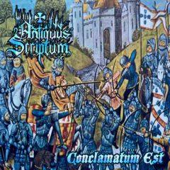 Antiquus Scriptum – Conclamatum Est