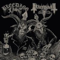 Bleeding Fist/Kurgaall – Black Metal Mafia