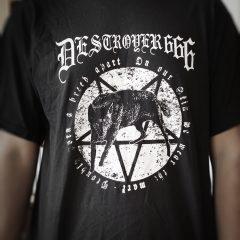 Deströyer 666 – Pentagram (L)