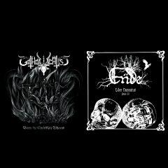 Ende – Liber Damnatus : Plam II/Gotholocaust – Burn The Christian Whores