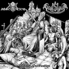 Absolvtion/Goatslave – Elegy Of Purification