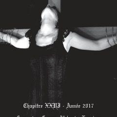 L'Antre Des Damnés – Chapitre XXVI Août 2017