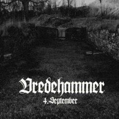 Vredehammer – 4. September