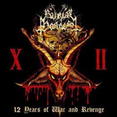 Burial Hordes – 12 Years Of War And Revenge