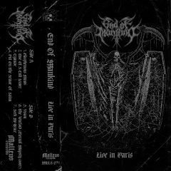 End Of Mankind – Live In Paris